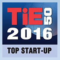 Tie50 Topstartup 2016