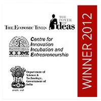 The Economic Times - The Poster of Ideas Winner-2012-123