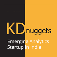 KDnuggets Emerging Analytics Startup in India