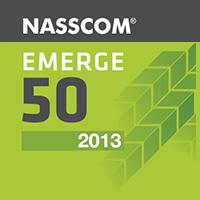 Nasscom emerge 50 2013