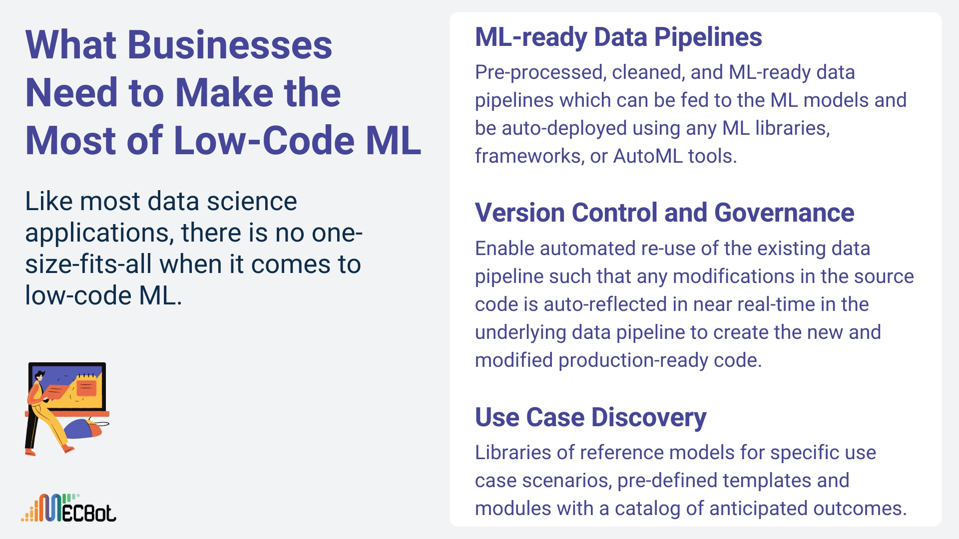 Business to Make the Most of Low Code ML